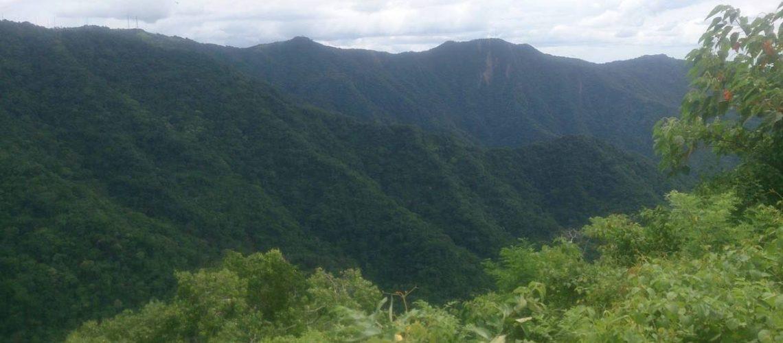 Parque Nacional Diría